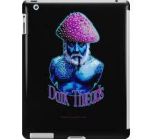 Old Man Mushroom iPad Case/Skin