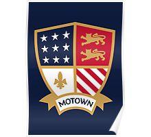 Motown // America League // PCGD Poster