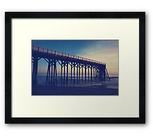 The Night is Coming and We're Together Framed Print