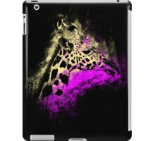 Giraffe Splashed iPad Case/Skin
