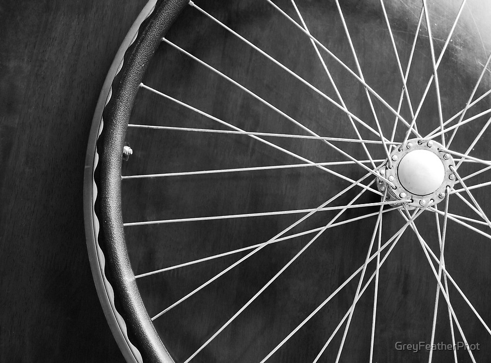 Wheel by GreyFeatherPhot
