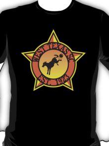 West Texas // America League // PCGD T-Shirt