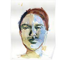 the portrait Poster