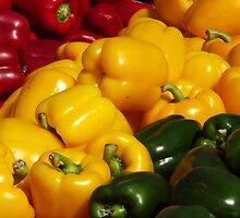 Peppers by Kay Reynolds