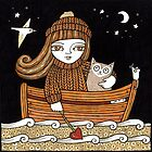 Bessies Wee Boat by Anita Inverarity