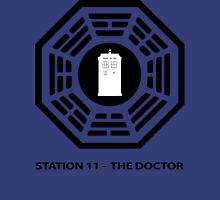 Station 11 - The Doctor  Unisex T-Shirt
