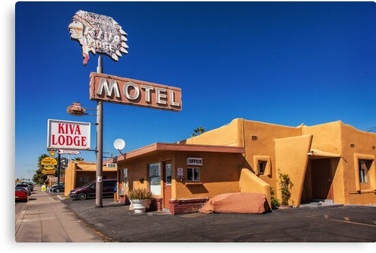 Kiva Lodge #4386 by LoneTreeImages