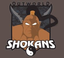 Outworld Shokans by Jason Tracewell