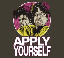 Apply Youself by Messypandas