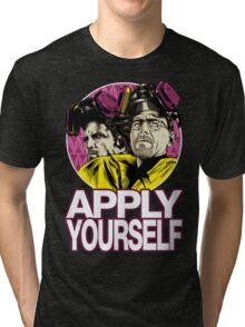 Apply Youself Tri-blend T-Shirt