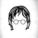 John Lennon - WHO IS IT? by lemontee