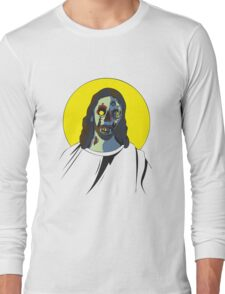 Zombie Jesus [without text] Long Sleeve T-Shirt