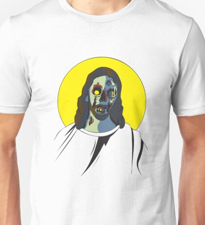 Zombie Jesus [without text] Unisex T-Shirt