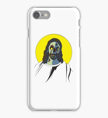Zombie Jesus [without text] iPhone Case/Skin