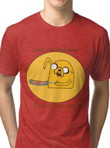 Jake's Bacon Pancake's Tri-blend T-Shirt