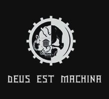 Deus Est Machina  by ADP101