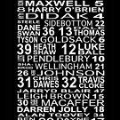 2010 AFL Premiers by LOREDANA CRUPI