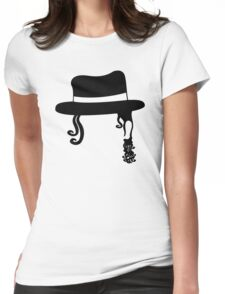 Michael Jackson - WHO IS IT? Womens Fitted T-Shirt