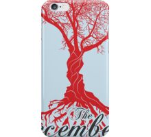 The Decemberists - Concert Poster iPhone Case/Skin
