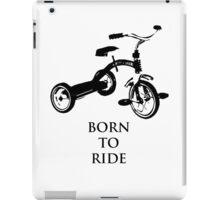 Born to Ride iPad Case/Skin