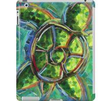 Green Turtle iPad Case/Skin