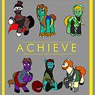 My Little Achievement by kougazgurl
