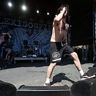 Alexisonfire @ Adelaide Soundwave, February '10 by bjwok