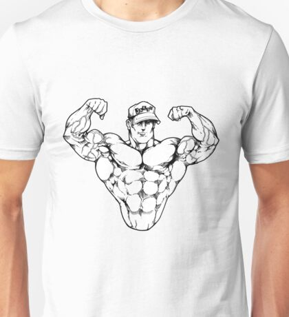 Double Biceps Unisex T-Shirt