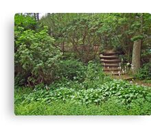 Spohr Gardens - Quissett - Falmouth - MA - Cape Cod Canvas Print