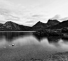 At Days End_Dove Lake by Sharon Kavanagh