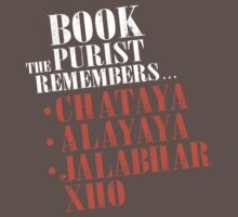 The Book Purist Remembers 2 by JenSnow