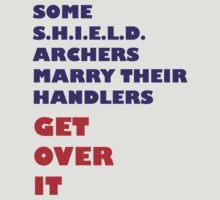 Archers Marry Their Handlers by AlyKatStark