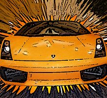 My Favorite Car by Piero