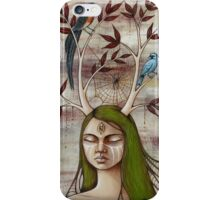 Symbiosis iPhone Case/Skin