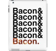 Bacon& iPad Case/Skin