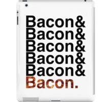 Bacon& iPad Case/Skin