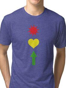 Traffic Iight  Tri-blend T-Shirt