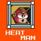 Heat Man by Vinchtef
