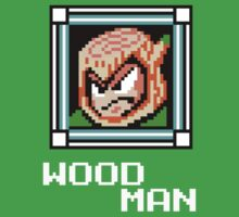 Wood Man by Vinchtef