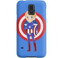 Chibi Cap Samsung Galaxy Case/Skin