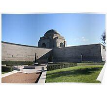 Australian War Memorial Poster