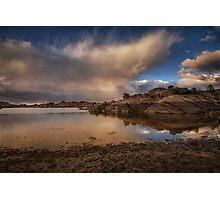 Cloudsplash Photographic Print