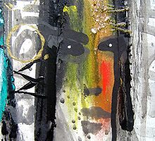 detail from all her emotions by arteology