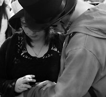 A little tenderness... by Athex by Shot in the Heart of Melbourne, 2013