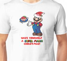 Super Mario Christmas Unisex T-Shirt