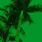 Green Palm by Emily McAuliffe