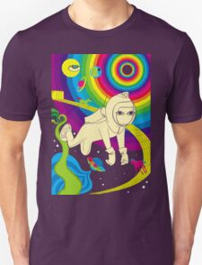 Floating In Space T-Shirt