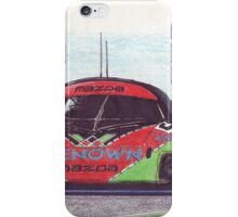 Mazda 787B 1991 Le Mans iPhone Case/Skin