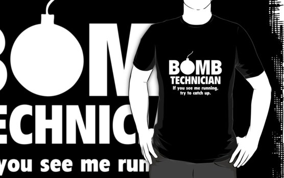 Bomb Technician by BrightDesign