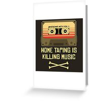 Guardians of the Music Industry Greeting Card